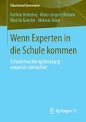 Wenn Experten in Die Schule Kommen af Martin Goecke, Kathrin Dedering, Klaus-Jurgen Tillmann
