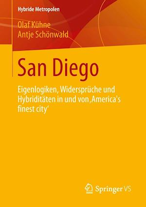 San Diego af Olaf Kuhne, Antje Schonwald
