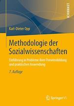 Methodologie Der Sozialwissenschaften af Karl-Dieter Opp