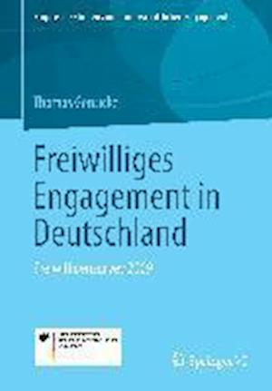 Freiwilliges Engagement in Deutschland af Thomas Gensicke