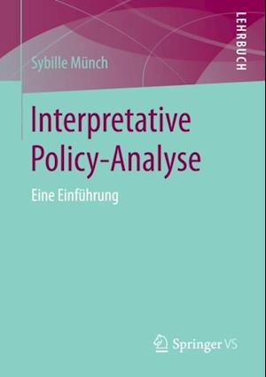 Interpretative Policy-Analyse af Sybille Munch