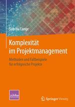 Komplexitat im Projektmanagement af Sabrina Lange
