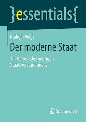 Der Moderne Staat af Rudiger Voigt