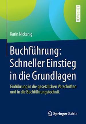 Buchfuhrung af Karin Nickenig
