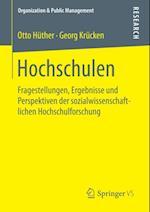 Hochschulen af Georg Krucken, Otto Huther