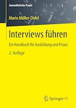 Interviews Fuhren (Journalistische Praxis)