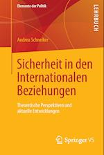 Sicherheit in Den Internationalen Beziehungen (Elemente der Politik)