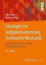 Losungen Zur Aufgabensammlung Technische Mechanik