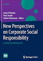 New Perspectives on Corporate Social Responsibility af Linda O'Riordan