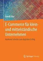 E-Commerce Fur Klein- Und Mittelstandische Unternehmen