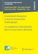 Interkulturelle Kompetenz in Deutsch-Franzosischen Studiengangen (Key Competences for Higher Education and Employability)