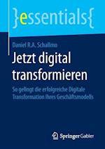 Jetzt Digital Transformieren (Essentials)