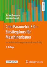 Creo Parametric 3.0 - Einstiegskurs Fur Maschinenbauer