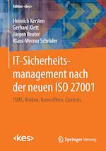 It-Sicherheitsmanagement Nach Der Neuen ISO 27001 (Edition)