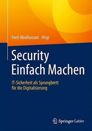 Bog, hardback Security Einfach Machen