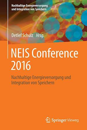 Bog, hardback NEIS Conference 2016 af Detlef Schulz