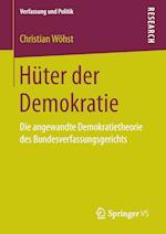 Huter Der Demokratie (Verfassung Und Politik)
