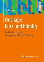 Onshape - Kurz Und Bundig