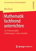 Mathematik Fachfremd Unterrichten (Essener Beitrage Zur Mathematikdidaktik)