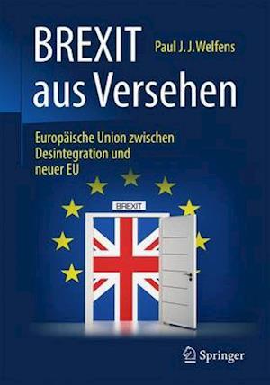 Bog, hardback Brexit Aus Versehen af Paul J. J. Welfens
