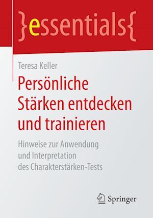 Bog, paperback Personliche Starken Entdecken Und Trainieren af Teresa Keller
