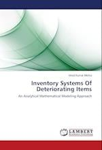 Inventory Systems of Deteriorating Items af Vinod Kumar Mishra, Mishra Vinod Kumar