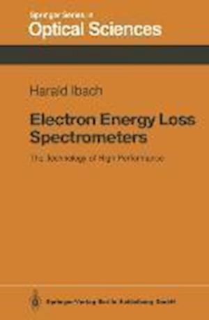 Electron Energy Loss Spectrometers af Harald Ibach