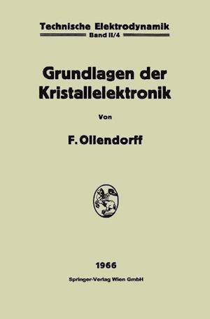 Innere Elektronik af Franz Ollendorff
