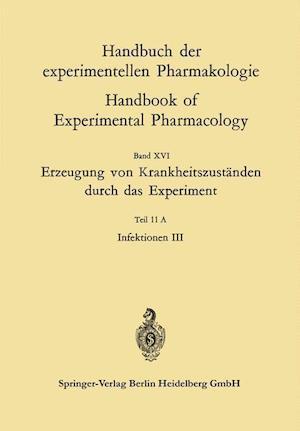 Erzeugung Von Krankheitszustanden Durch Das Experiment af Gunther Gillissen