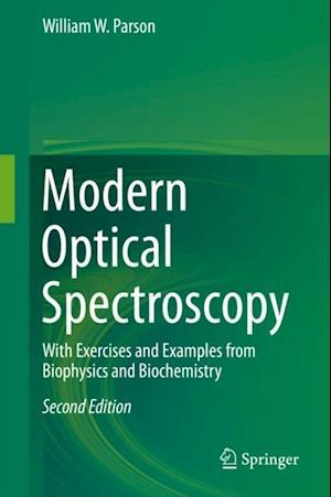 Modern Optical Spectroscopy af William W. Parson