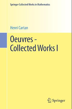 Oeuvres - Collected Works I af Henri Cartan