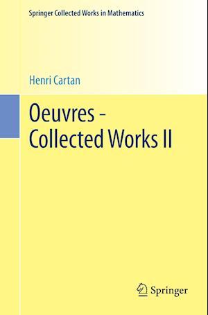 Oeuvres - Collected Works II af Henri Cartan