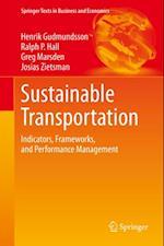 Sustainable Transportation af Henrik Gudmundsson, Ralph P Hall, Greg Marsden
