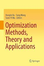 Optimization Methods, Theory and Applications af Honglei Xu