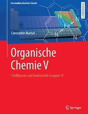Bog, paperback Organische Chemie I af Constantin Mamat