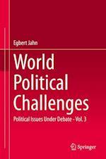 World Political Challenges af Egbert Jahn