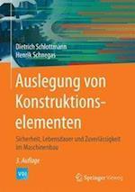 Auslegung Von Konstruktionselementen (Vdi-Buch)