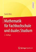 Mathematik Fur Fachhochschule Und Duales Studium
