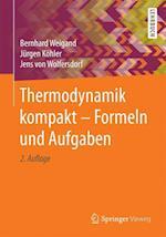 Thermodynamik Kompakt - Formeln Und Aufgaben