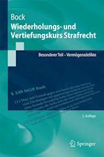 Wiederholungs- Und Vertiefungskurs Strafrecht (Springer-lehrbuch)