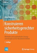 Konstruieren Sicherheitsgerechter Produkte (Vdi-Buch)