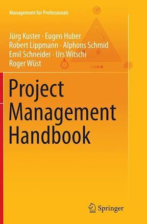 Bog, paperback Project Management Handbook af Jurg Kuster