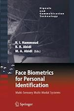 Face Biometrics for Personal Identification (Signals and Communication Technology Hardcover)