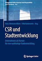 Csr Und Stadtentwicklung (Management Reihe Corporate Social Responsibility)
