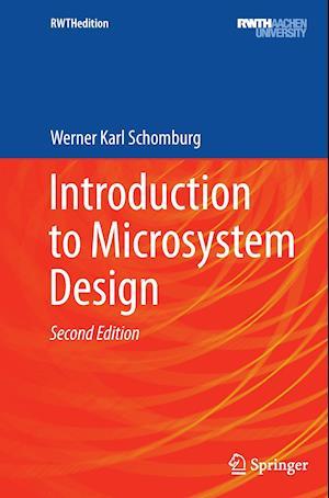 Bog, paperback Introduction to Microsystem Design af Werner Karl Schomburg