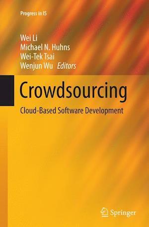 Bog, paperback Crowdsourcing af Wei Li