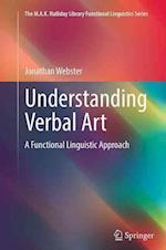 Understanding Verbal Art (M a k Halliday Library Functional Linguistics)