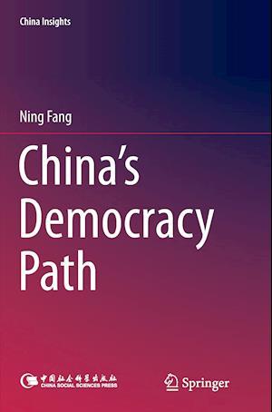Bog, paperback China S Democracy Path af Ning Fang