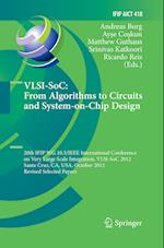 VLSI-SoC: From Algorithms to Circuits and System-on-Chip Design (Ifip Advances in Information and Communication Technology, nr. 418)