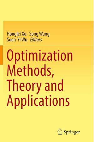 Bog, paperback Optimization Methods, Theory and Applications af Honglei Xu